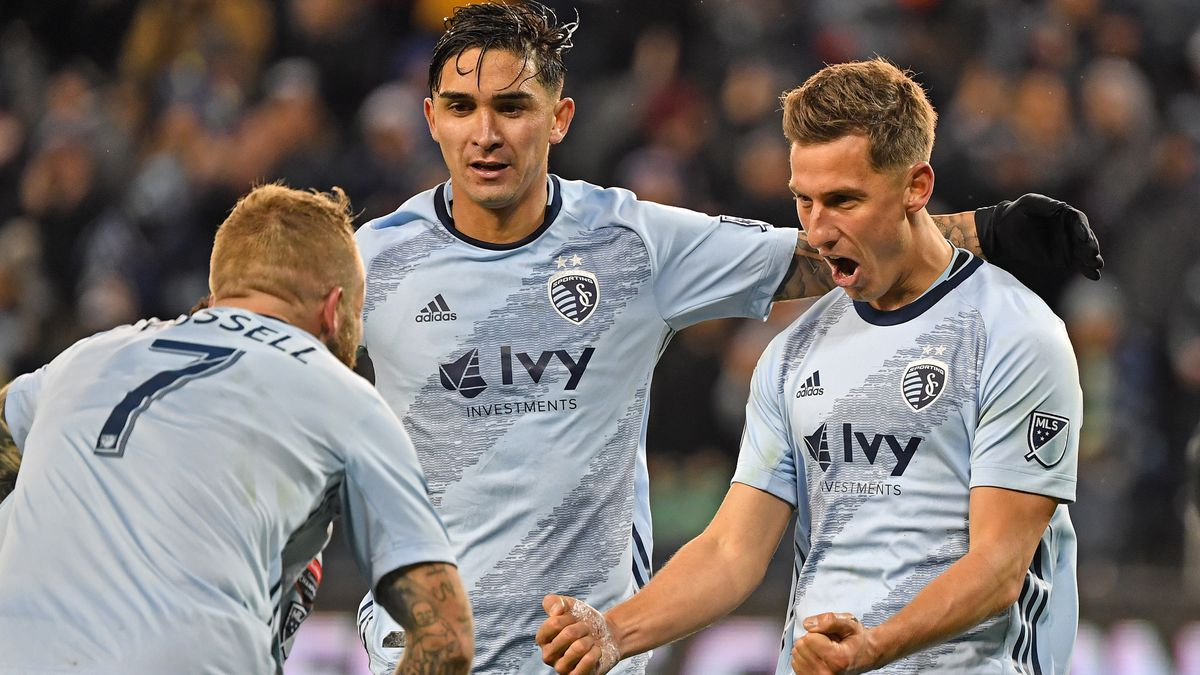MLS: Champions League-Independiente at Sporting KC