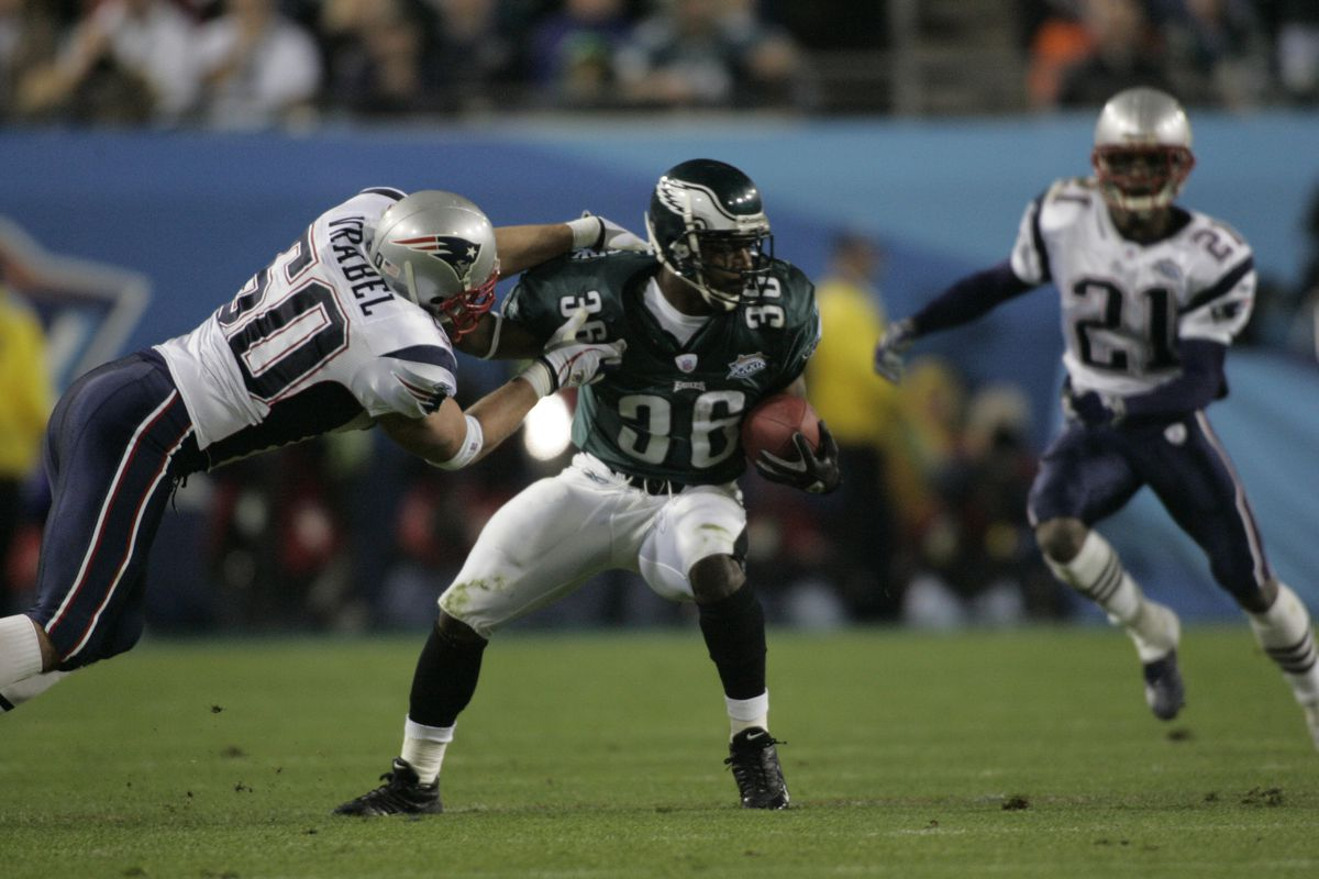 2005 Super Bowl XXXIX  - New England Patriots over Philadelphia Eagles 24-21