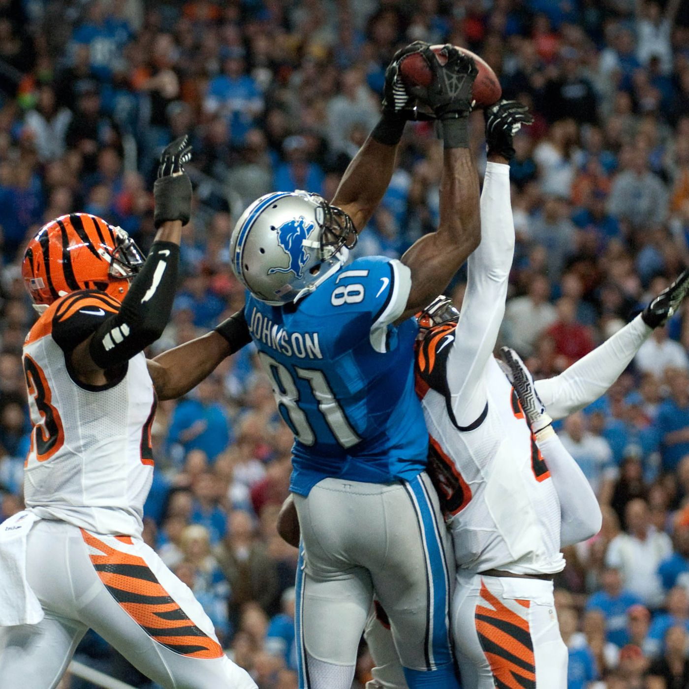 Three takeaways from Lions' loss to Bengals - Pride Of Detroit