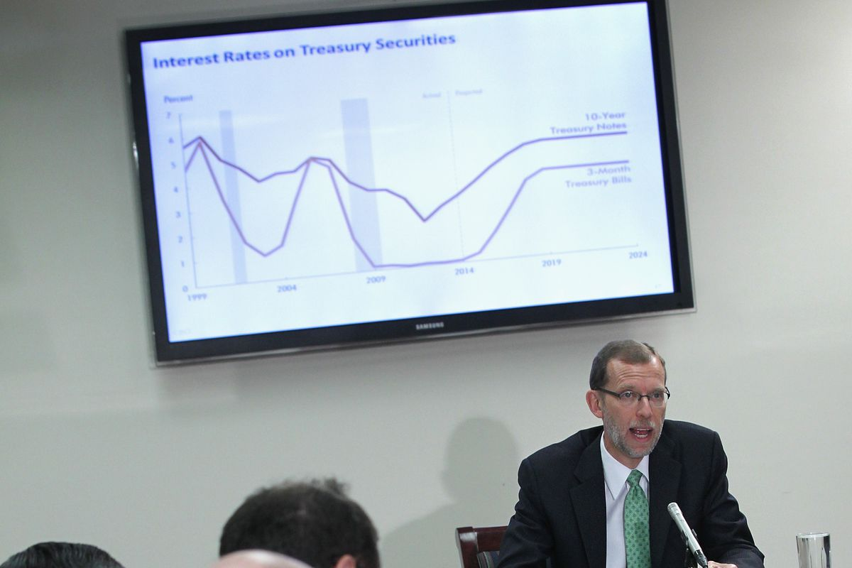 Doug Elmendorf, the current director of the Congressional Budget Office, won't be reappointed.