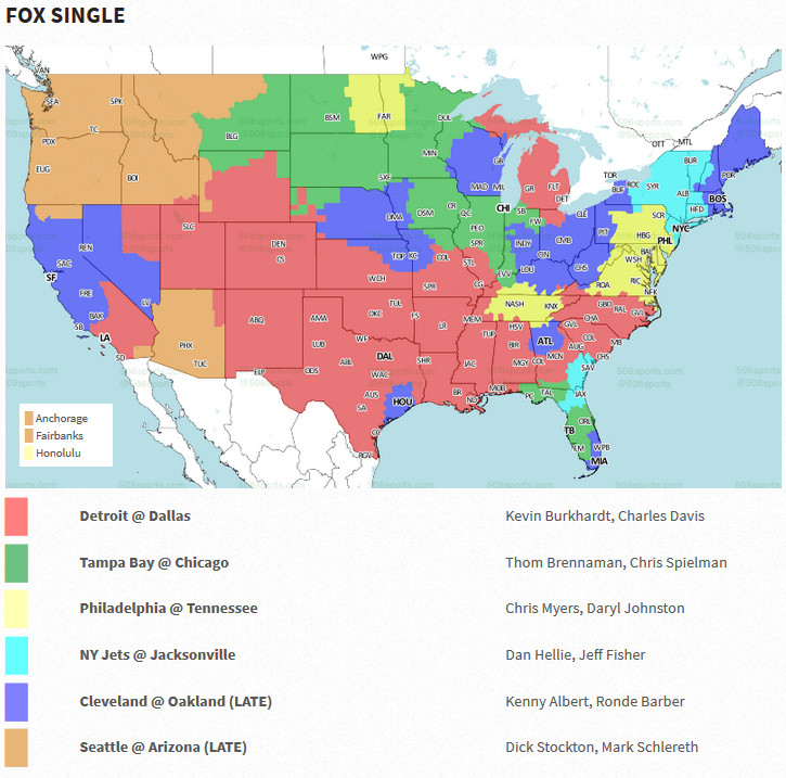Cleveland Browns vs. Oakland Raiders: Week 4 TV Listings - Dawgs By ...