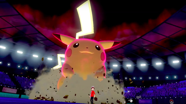 Pokémon Sword and Shield will include 'drastically overleveled' monsters