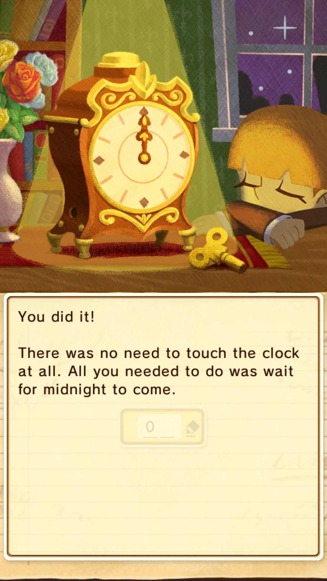 layton's mystery journey puzzle