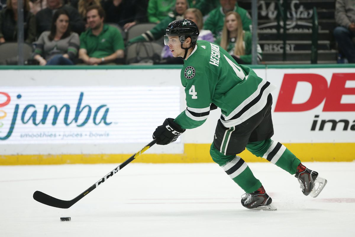 GAME THREAD: Edmonton Oilers vs. Dallas Stars