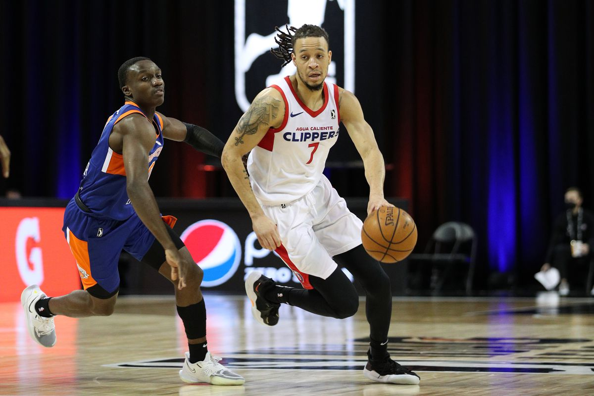 Agua Caliente Clippers v Westchester Knicks