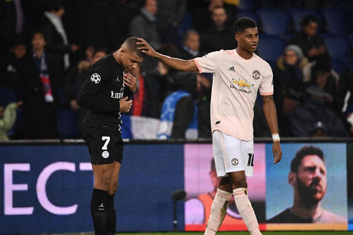 Rashford Vs Mbappe Could Be Ronaldo Vs Messi For A New Generation The Busby Babe