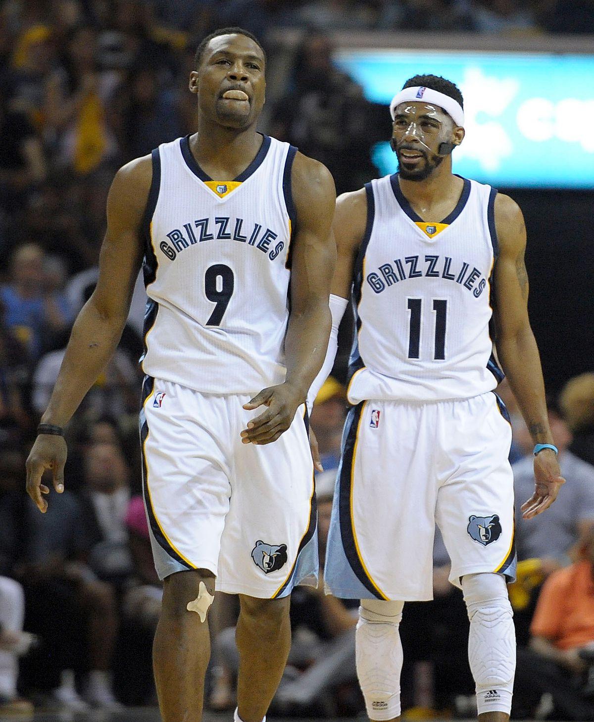 NBA: Playoffs-Golden State Warriors at Memphis Grizzlies