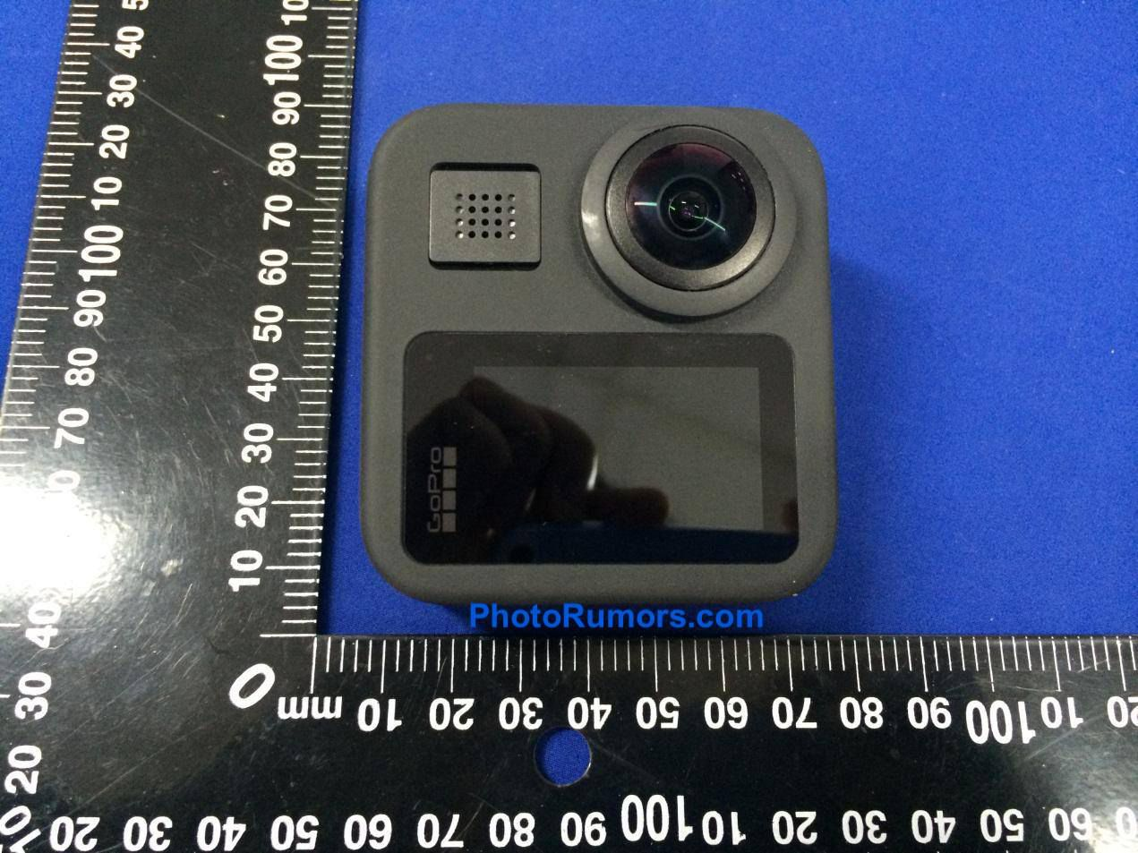 GoPro's Hero 8 and Max 360 camera pictured in new leak - The