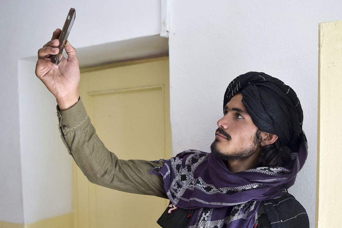 GettyImages 1233477113 copy How Facebook, Twitter, and YouTube are handling the Taliban and Afghanistan