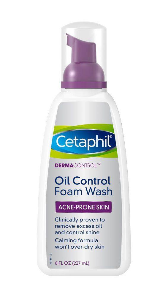Cetaphil Dermacontrol Foam Wash, $9.76