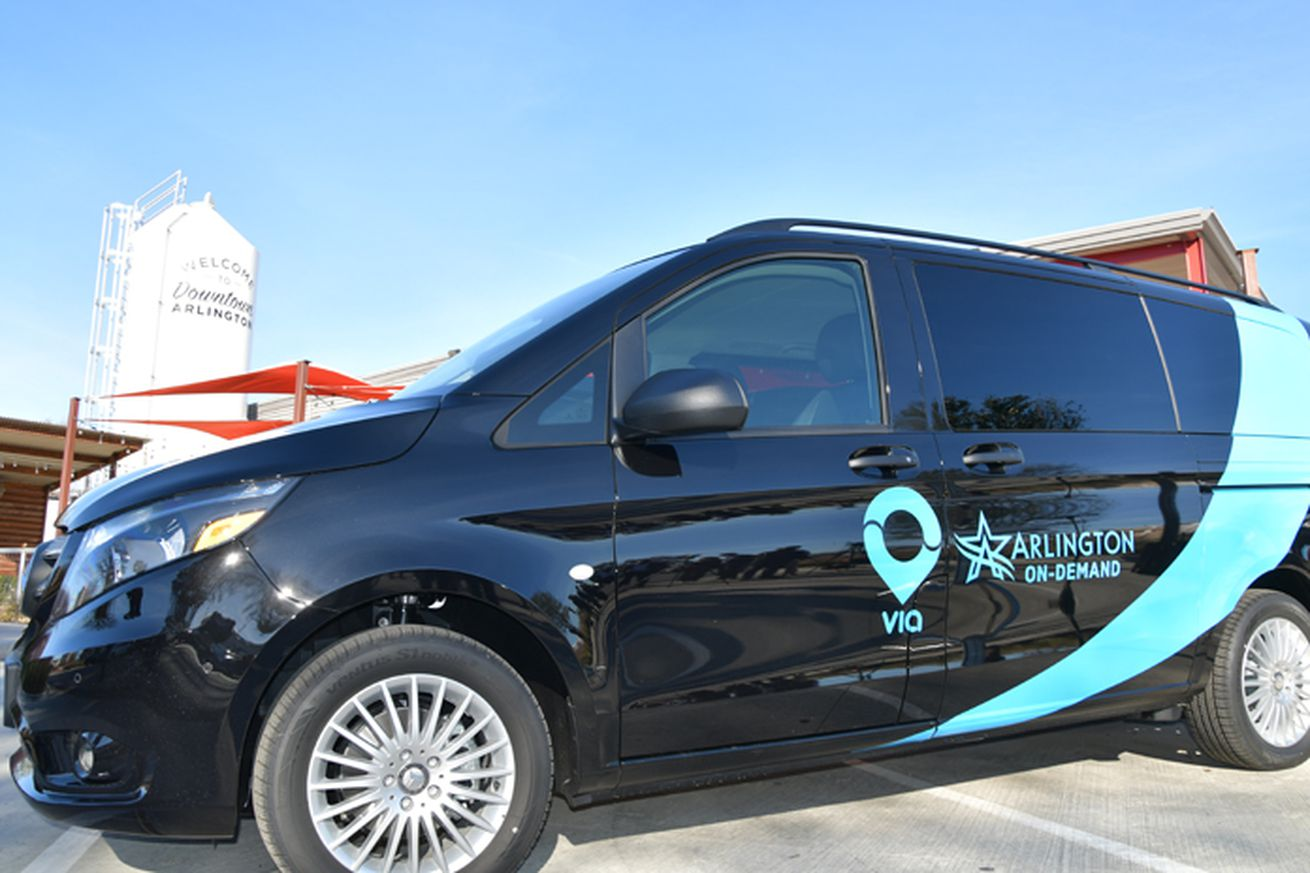 texas town ditches its bus service for ride sharing app via
