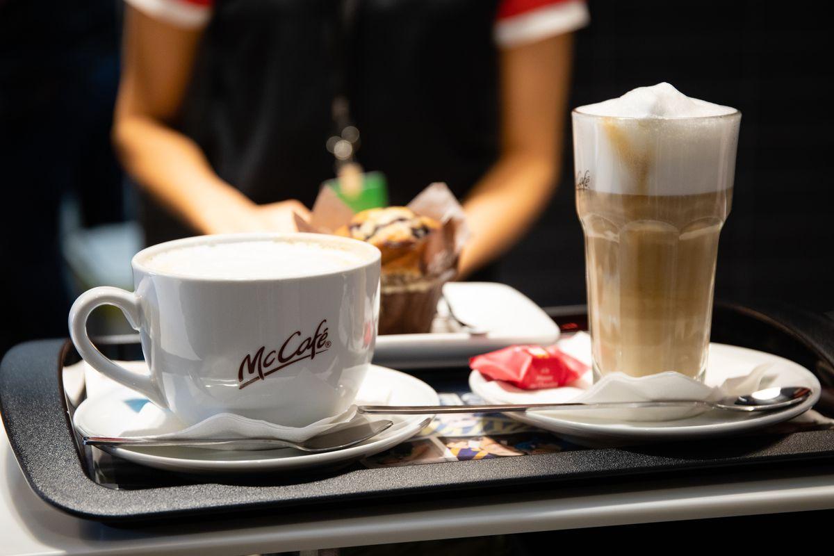 McDonalds Grand Opening In Velbert
