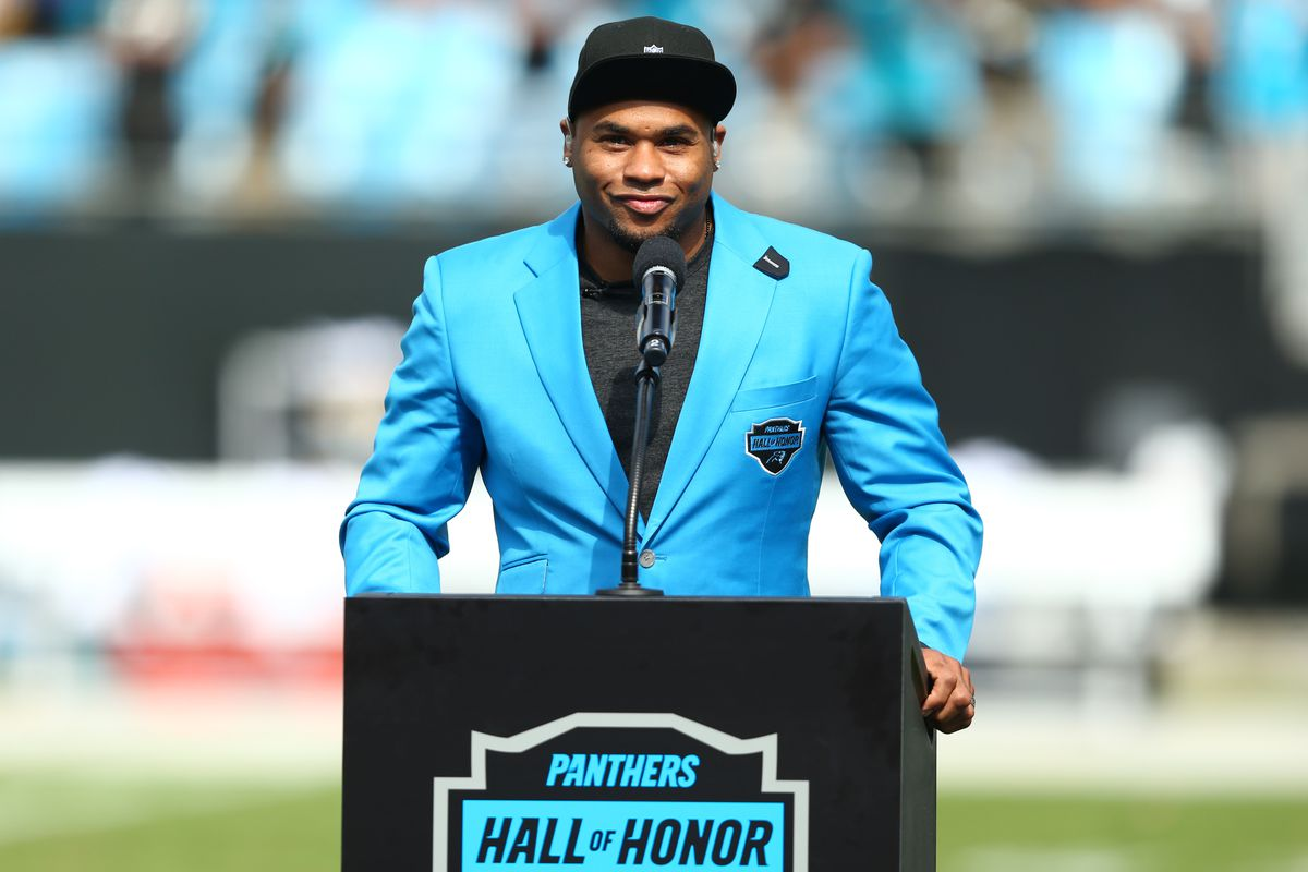 Steve Smith Sr. has strong words for Donte Jackson in WFNZ interview