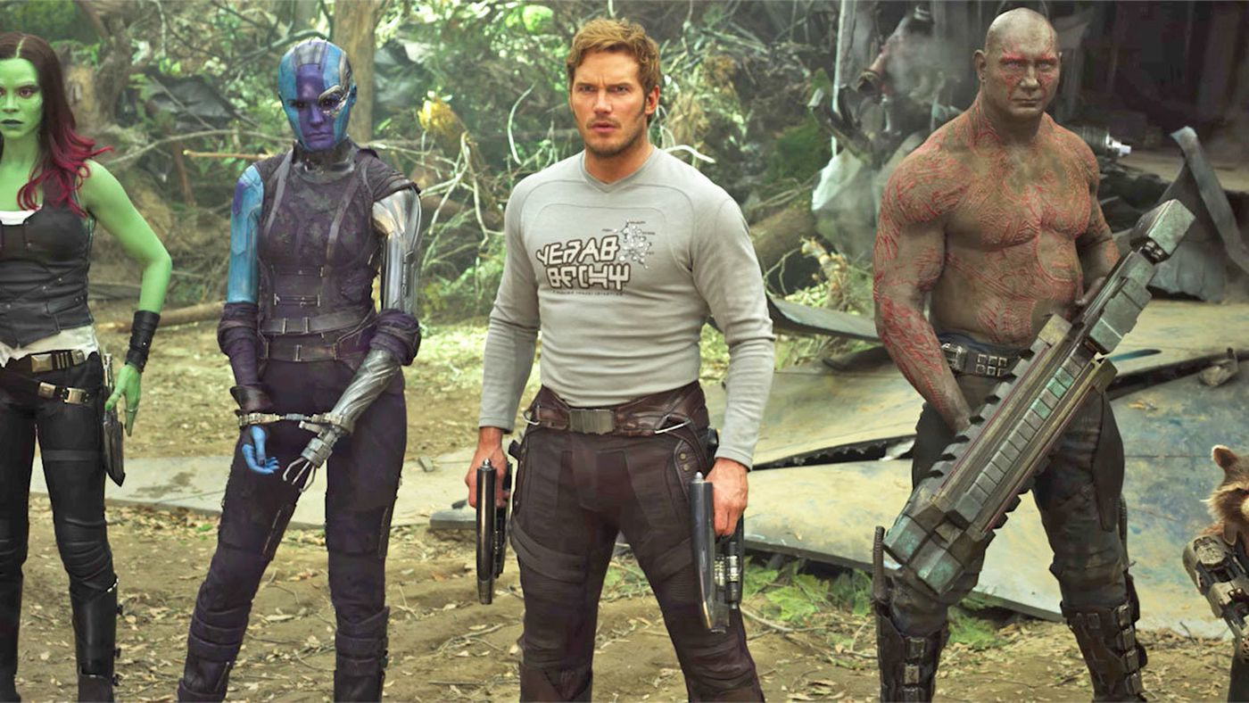 'Guardians of the Galaxy' | Marvel Month
