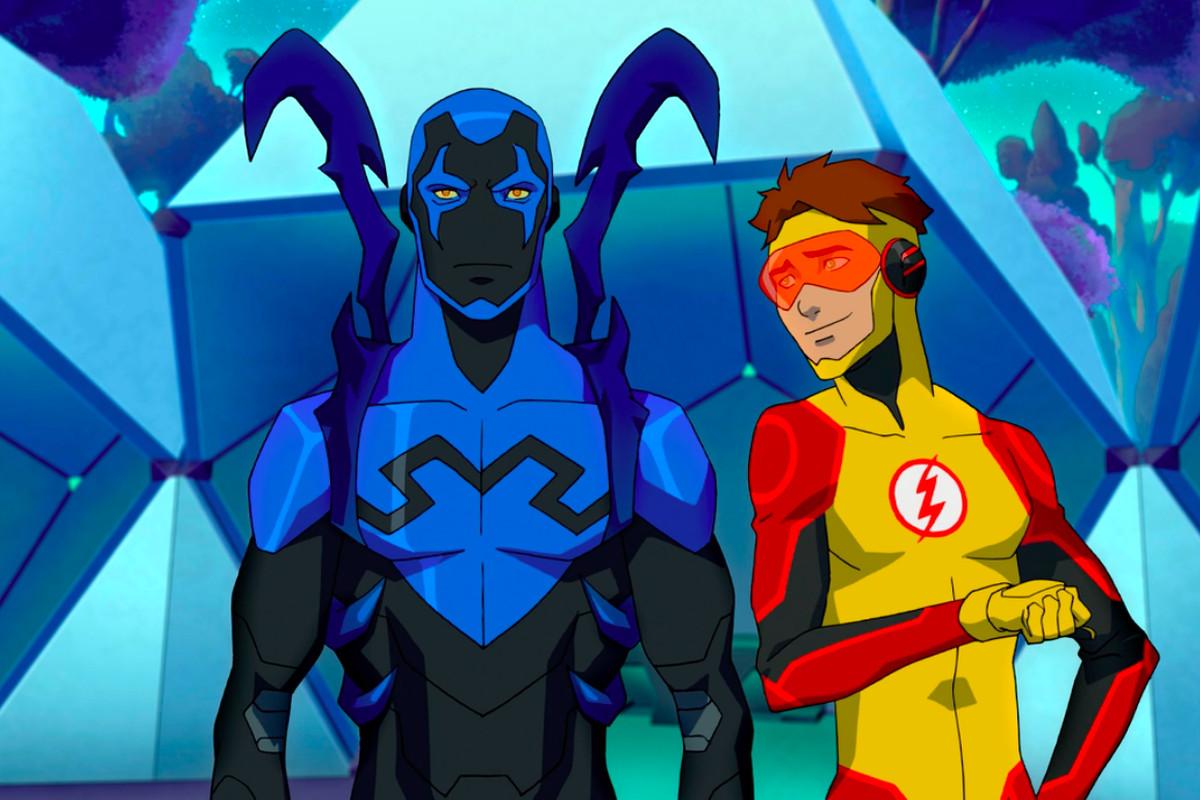 DC Universe Young Justice Season 3