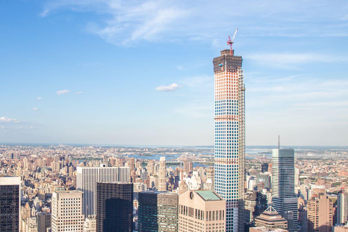 New York City supertall