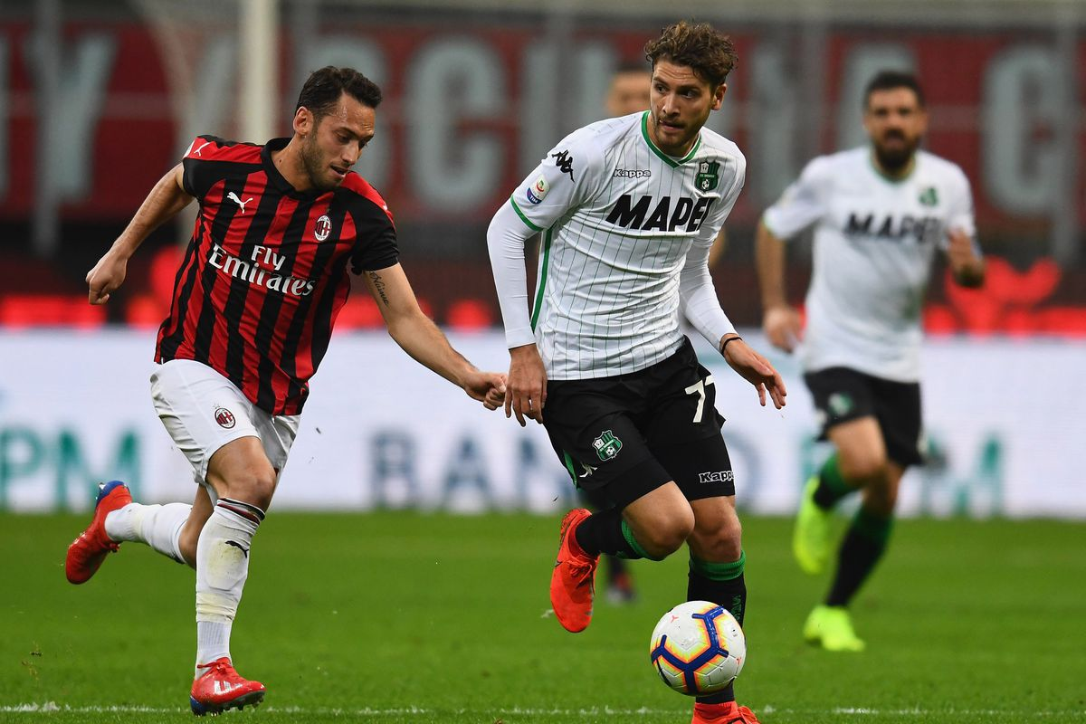 Sassuolo vs AC Milan: H2H, Players To Watch and Prediction - The AC Milan  Offside
