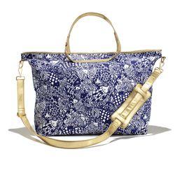 'Upstream' weekender bag, $50