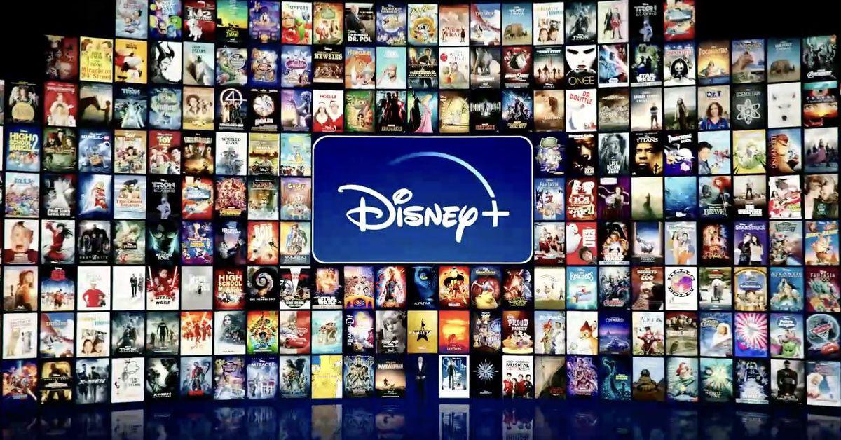 Disney finally revealed the real Disney Plus