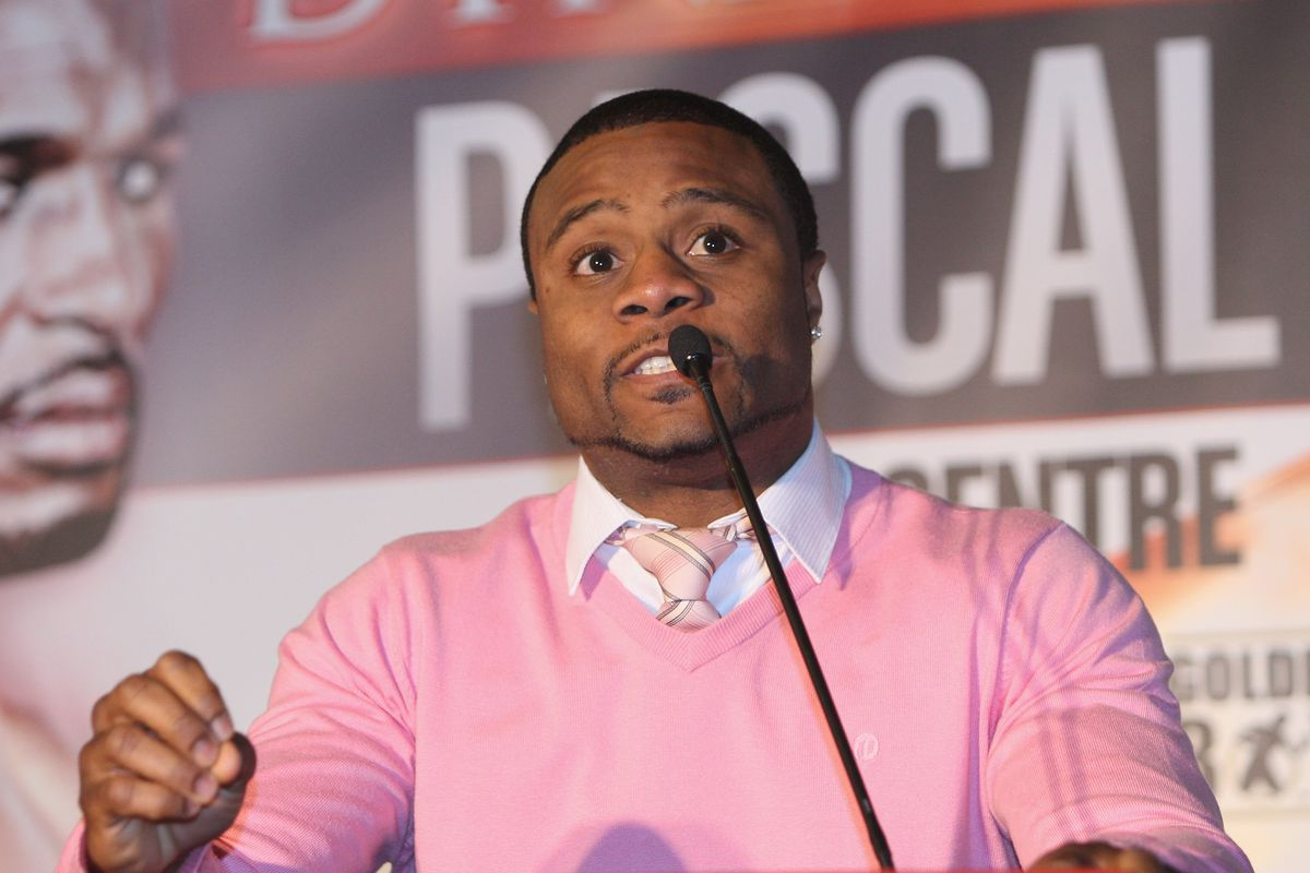 Jean Pascal failed a drug test, and has been pulled from the Mayweather vs Logan Paul card.