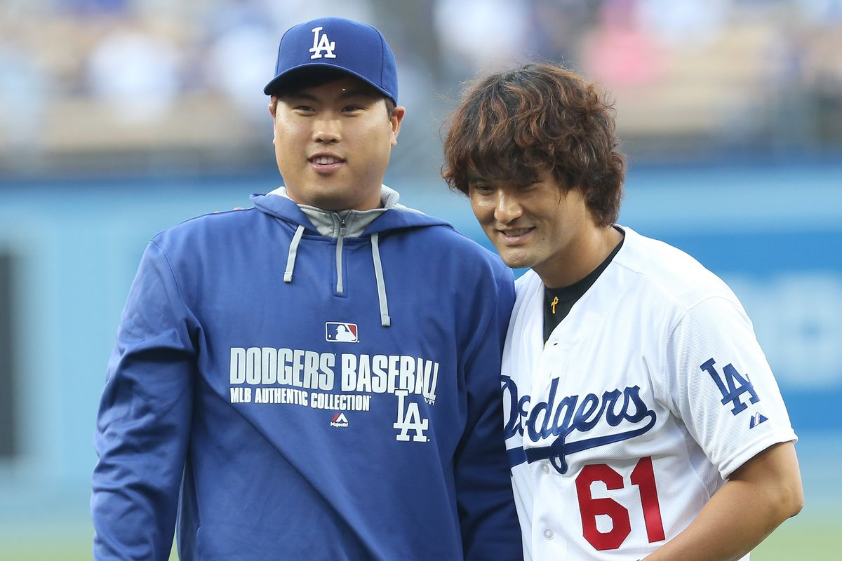 South Korean pitchers Hyun-jin Ryu and Chan Ho Park have both enjoyed success with the Dodgers. Now, a group of South Korean investors want to purchase 20 percent of the team.