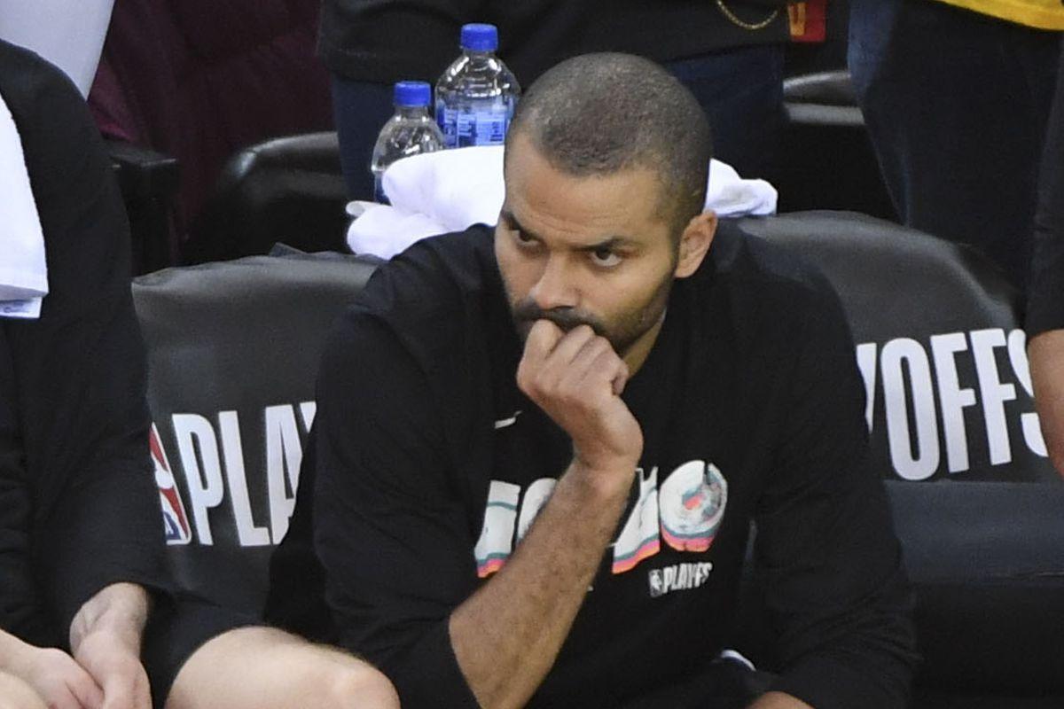 NBA: Playoffs-San Antonio Spurs at Golden State Warriors