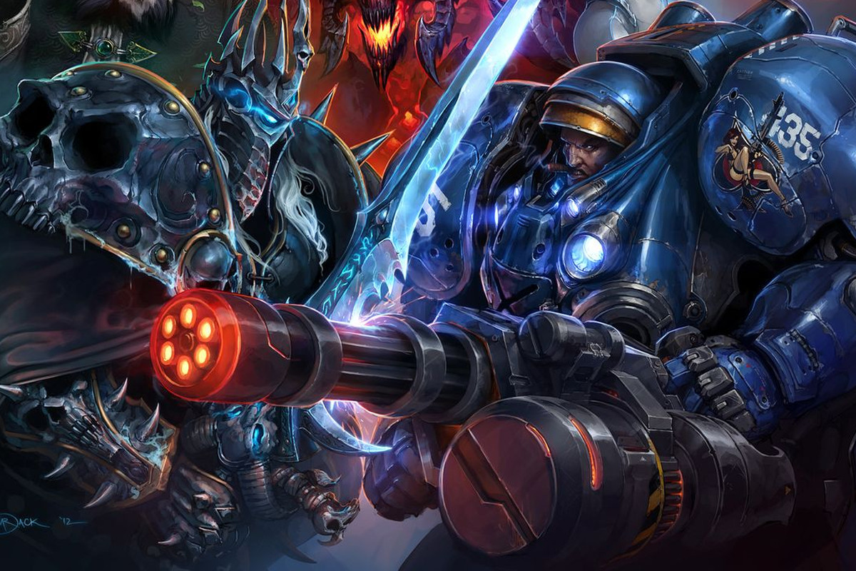 Heroes Of The Storm Esports