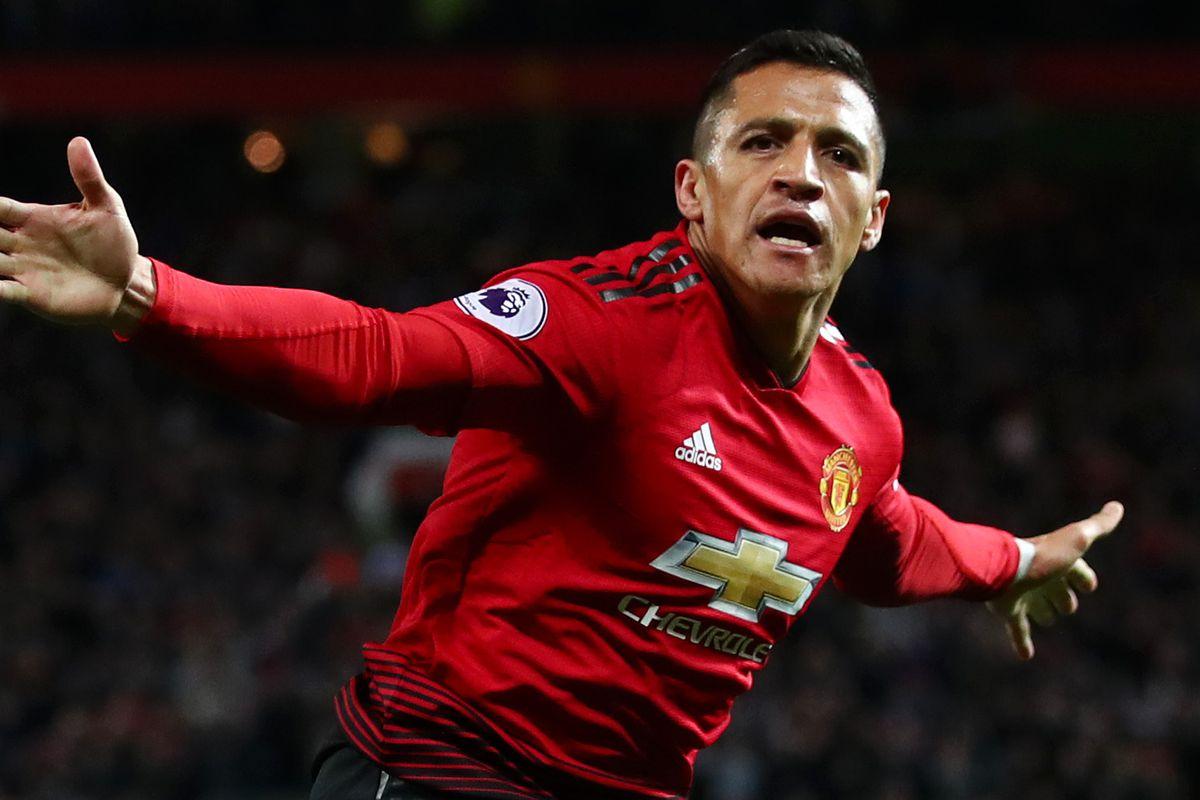 Alexis Sanchez - Manchester United - Premier League