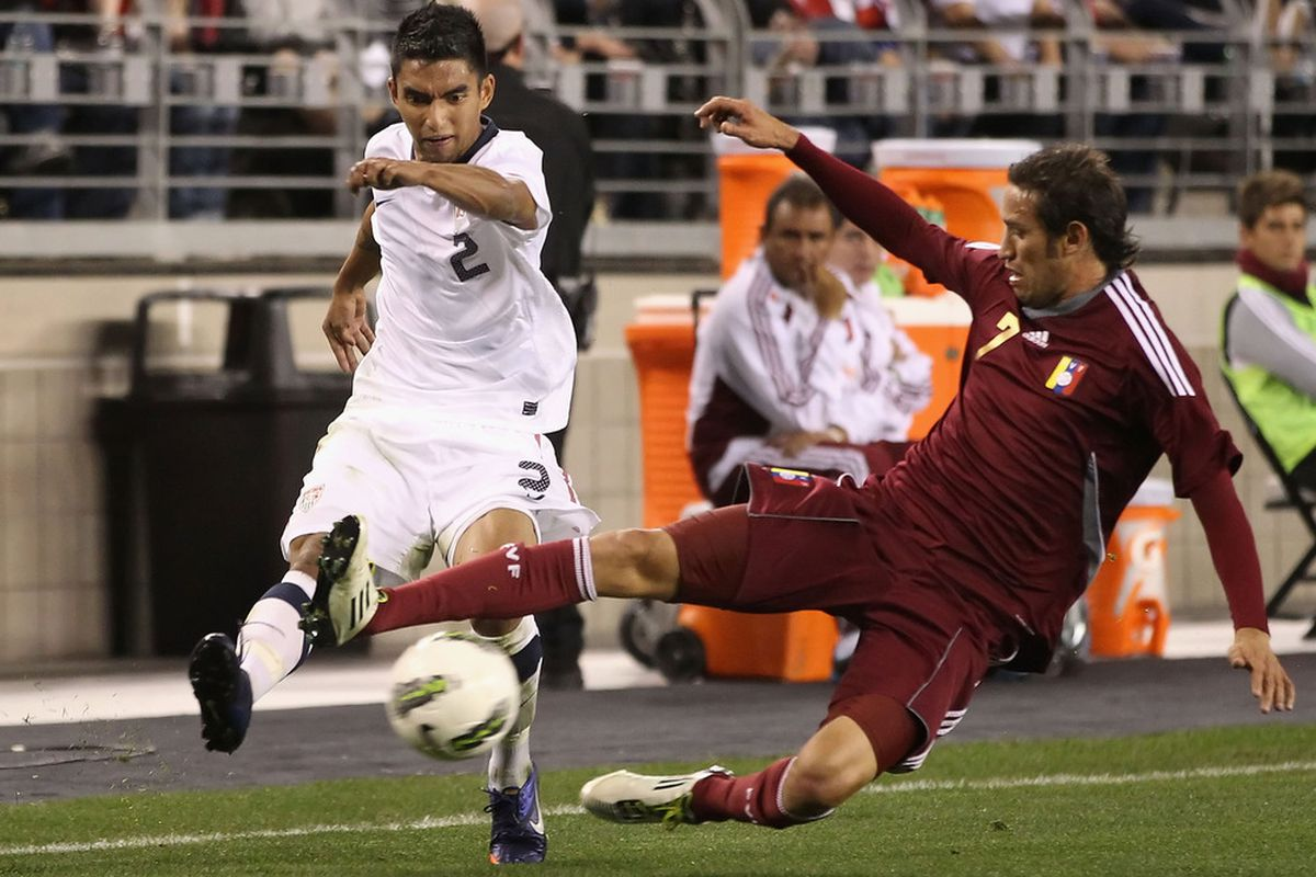 Would A.J. DeLaGarza even start for D.C. United?