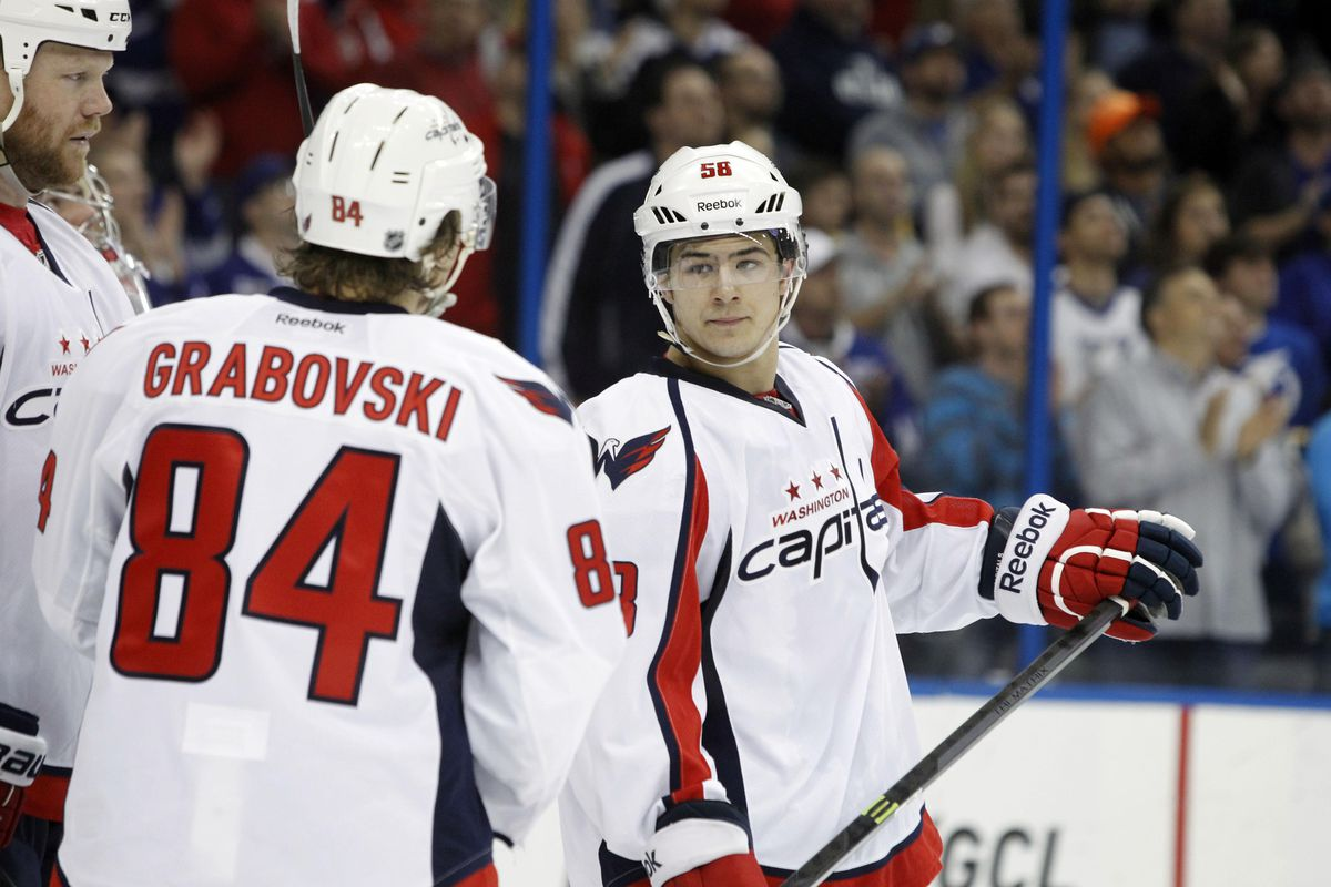 Grabovski signed with the Islanders on day 2 of free agency.