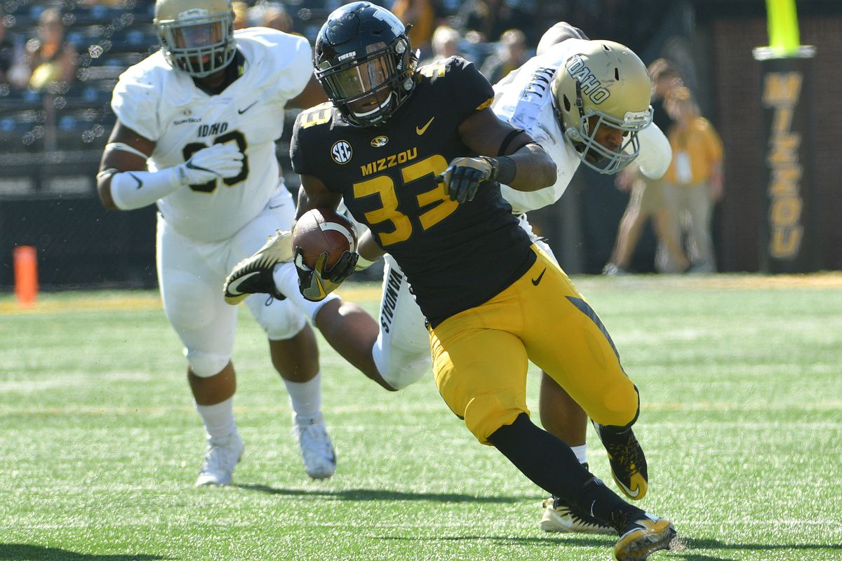 Missouri Football Minimal Changes Made To Depth Chart For Week Two