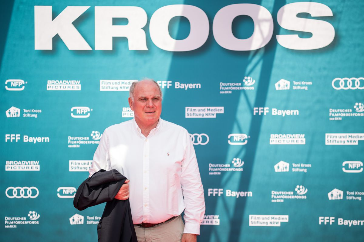 """""""Kroos"""" World Premiere In Cologne"""