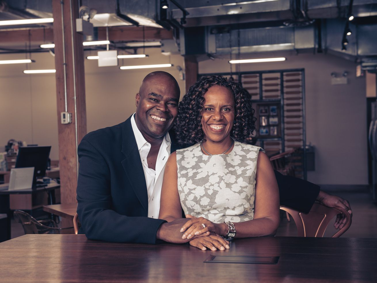 """Former McDonald's CEO Don Thompson and wife Elizabeth launched The Cleveland Avenue Foundation for Education to support diversity in teaching, and economic mobility in the Black community. On April 28, they'll dole out $1 million to each of five organizations achieving those goals nationwide, in an online event headlined by luminaries including Common and Earvin """"Magic"""" Johnson."""