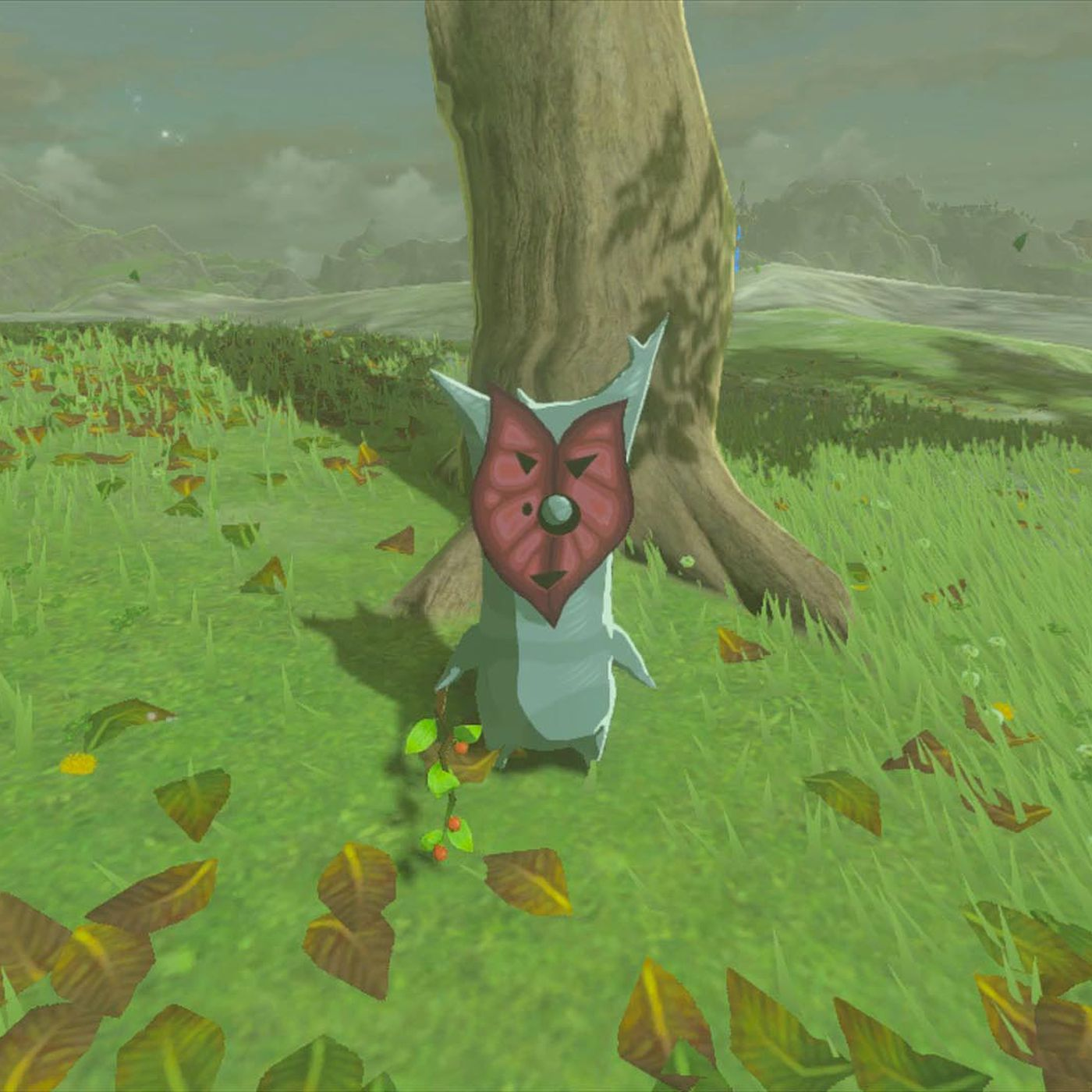 Zelda Breath Of The Wild Guide How To Find And Gather Korok Seeds