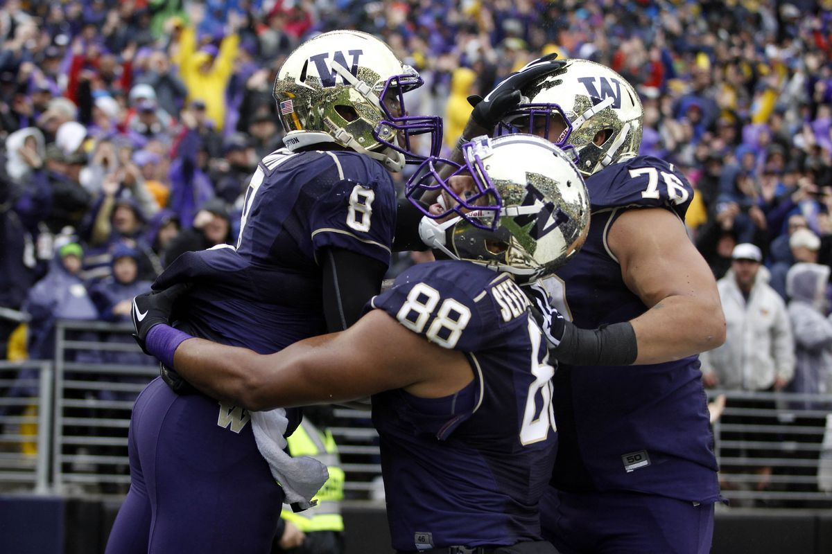 """Is there a """"best start since we were a championship contender"""" celebration  in the cards for the Huskies tonight?"""