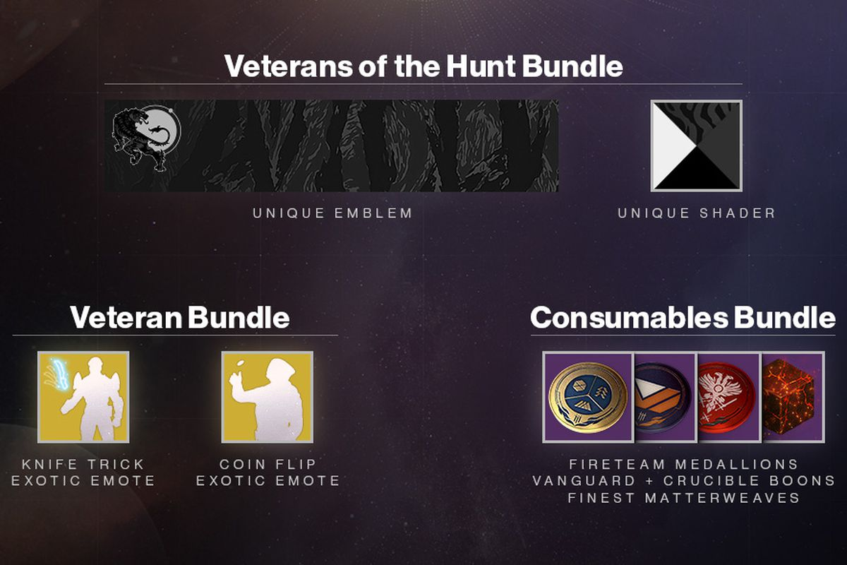 c3c853fe078 Destiny 2  Forsaken comes with previous expansions starting next week