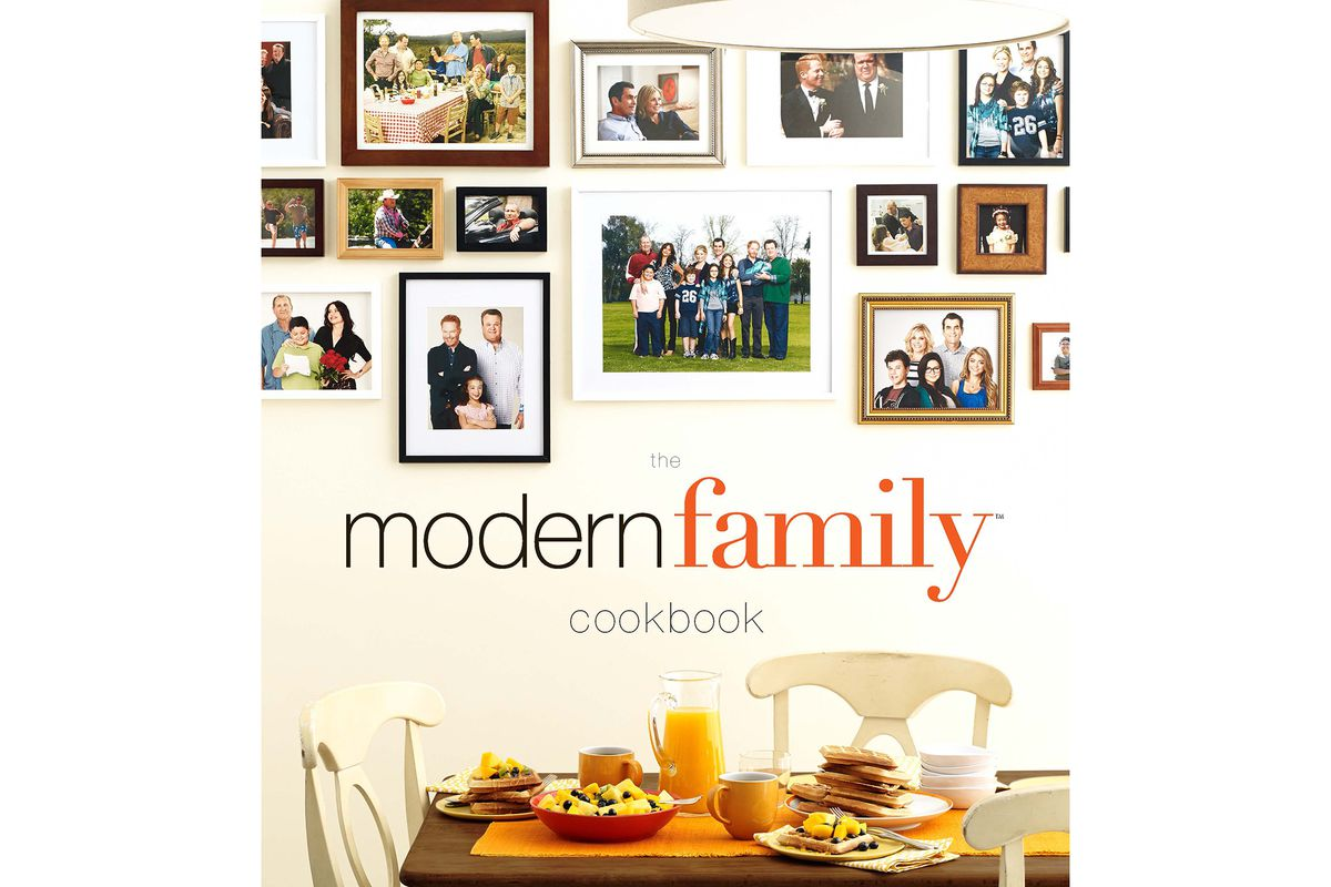 inside the modern family cookbook 100 recipes for super fans eater
