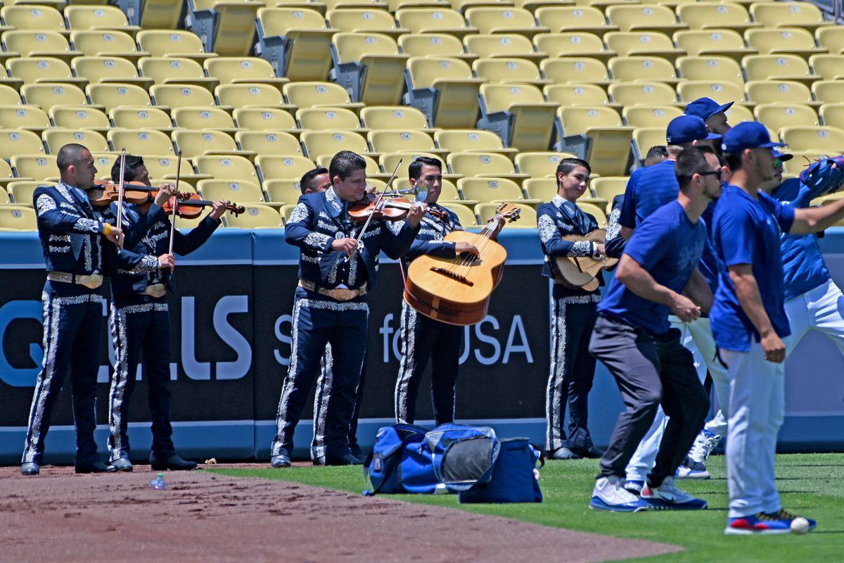 MLB: JUN 27 Cubs at Dodgers