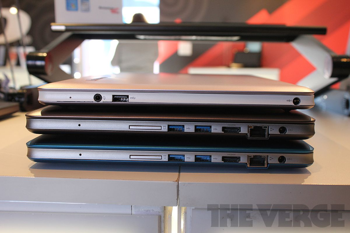 Gallery Photo: Lenovo IdeaPad U310 / U410 hands-on