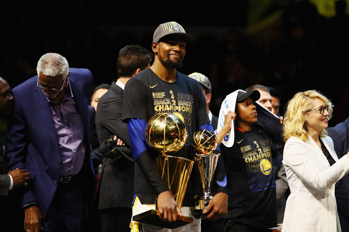 Previewing Kevin Durant's 2018-19 NBA season - Golden State Of Mind