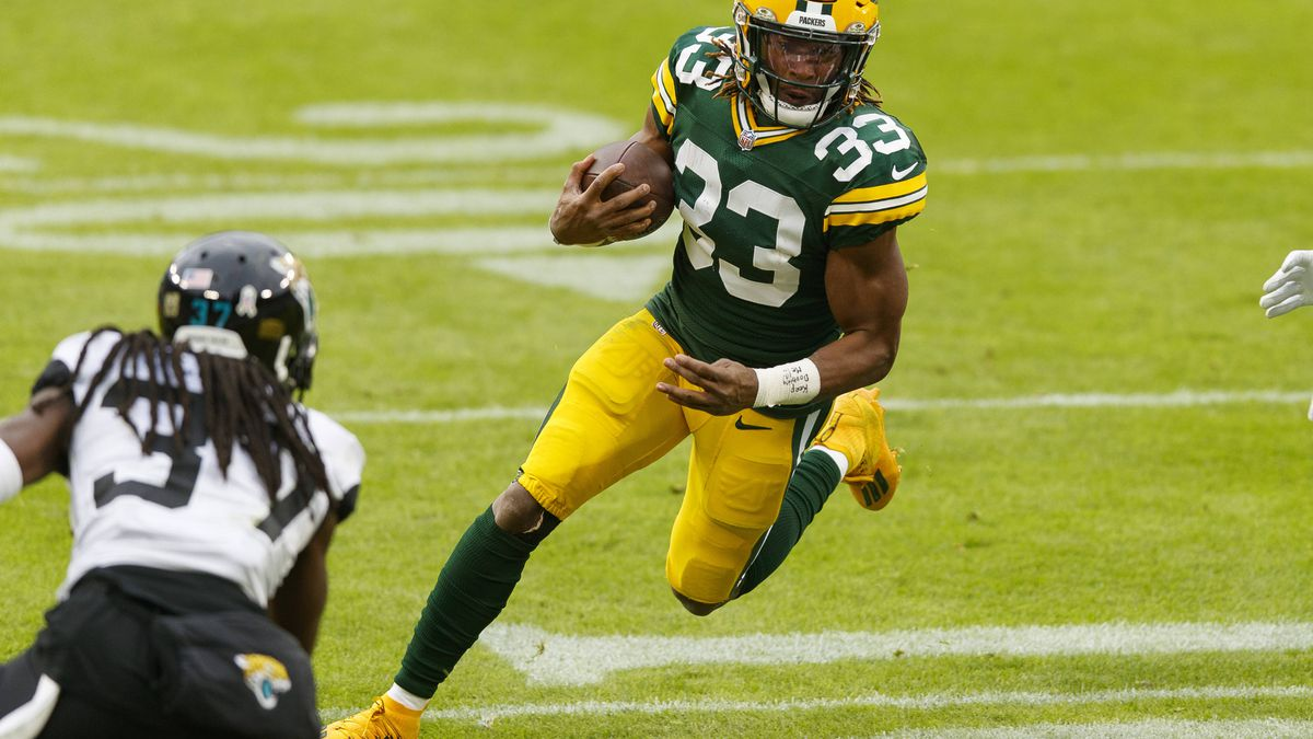 NFL: Jacksonville Jaguars at Green Bay Packers