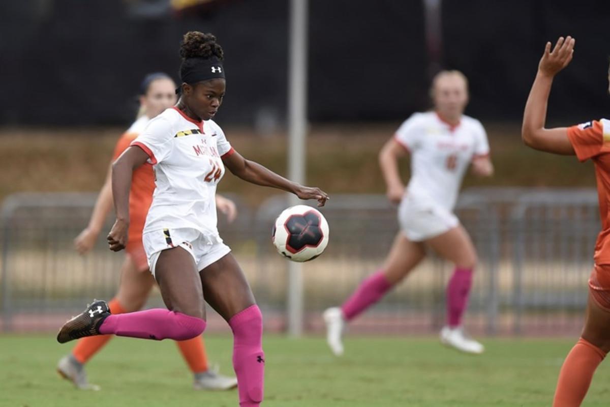 Maryland women's soccer falls to Nebraska, 2-0