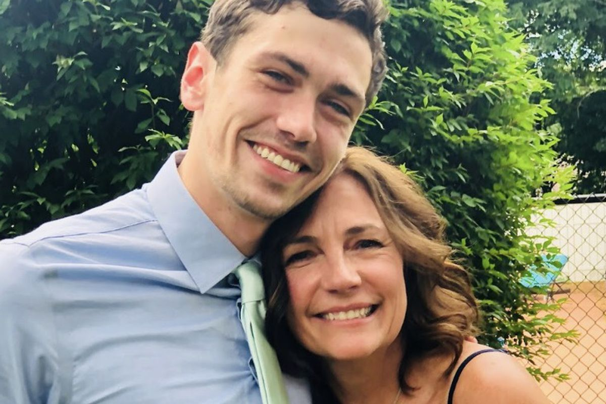 Joshua Bloomfield and his mother Sylvia Schaefer. Bloomfield, 29, died of a heroin overdose last year in Chicago. Schaefer wants his drug dealer arrested for homicide.