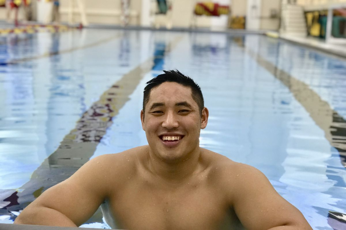 Captain Of Virginia Military Institute Swim Team Comes Out -3955