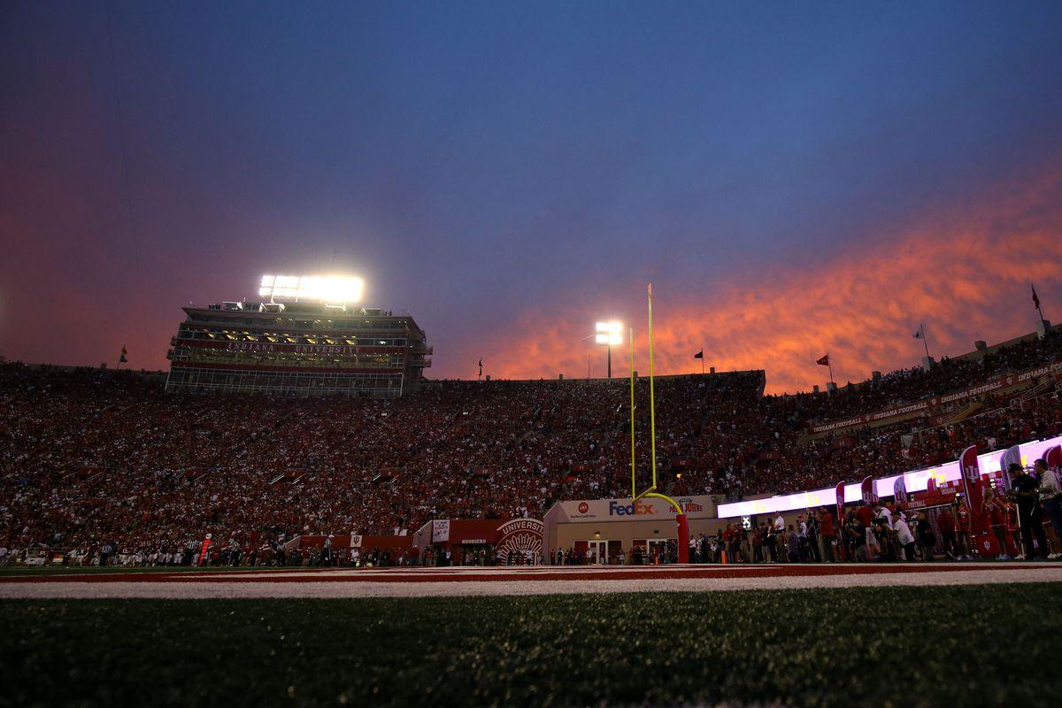 NCAA Football: Ohio State at Indiana