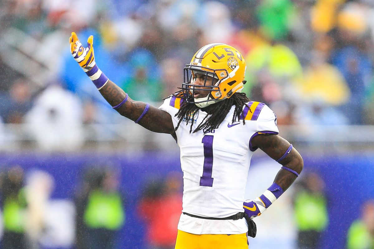 7948b586f545 2018 NFL Draft  Film Review of new Carolina Panthers defensive back Donte  Jackson