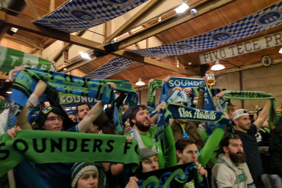 MLS Cup Viewing Party