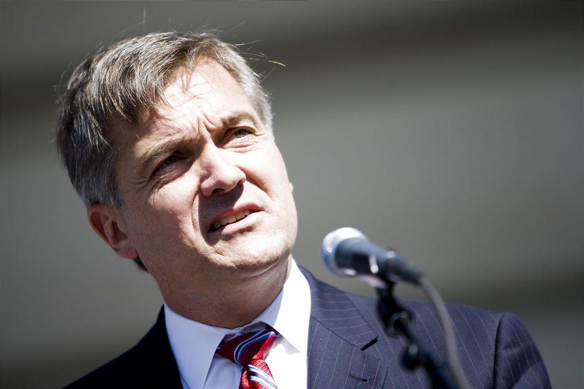 Utah Rep. Jim Matheson