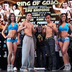 Zou Shiming vs Yokthong Kokietgym