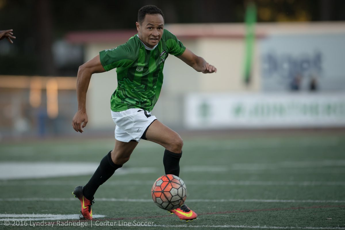 Jamael Cox was the man-of-the-match for the Dragons